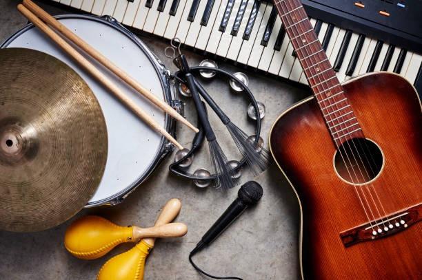 Musical Contribution